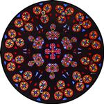 Red Rose Window